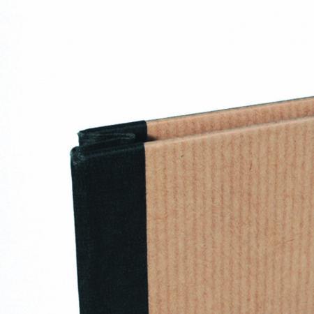 Clairefontaine 44100c carton dessin kraft verg brun lastiques 32x45 a3 - Carton a dessin a3 ...