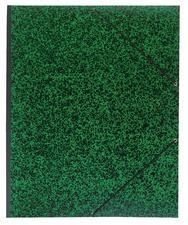 Exacompta 542000e carton dessin annonay vert lastiques 32x45 a3 - Carton a dessin a3 ...