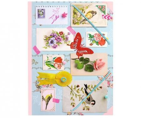 Exacompta 25873e carton dessin happy remix lastiques 32x45 a3 - Carton a dessin a3 ...