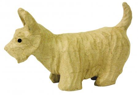 d copatch sa118o chien terrier 14 5cm en papier m ch. Black Bedroom Furniture Sets. Home Design Ideas